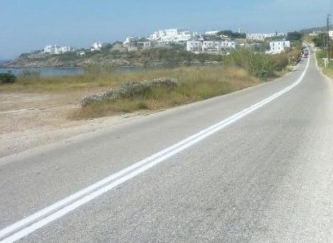 900.000 € για τη συντήρηση του οδικού δικτύου Σύρου, από την Π.Ν.Αι.