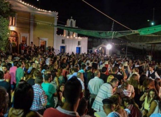 Χωρίς μουσική και χορευτικά το πανηγύρι της Παναγιάς στο Ακρωτήρι- Ανακοίνωση του Πολιτιστικού & Αθλητικού Συλλόγου Ακρωτηρίου