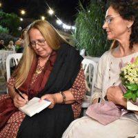 Παρουσιάστηκε το βιβλίο της Μαρίζας Κωχ στην Κυπαρισσία