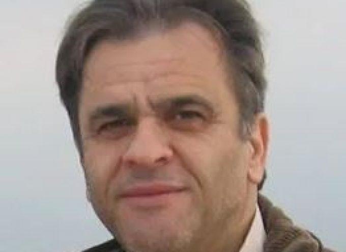 Λουκάς Καφούρος: «υπενθυμίζω το: ΕΥ ΑΓΩΝΙΖΕΣΘΑΙ «