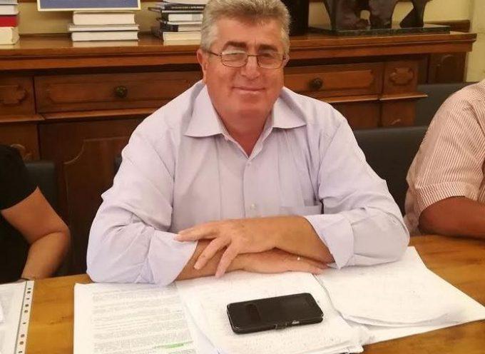 Δήλωση του Αντιπεριφερειάρχη Φιλήμονα Ζαννετίδη,  για την ανακοίνωση της υποψηφιότητας του Μανώλη Γλυνού