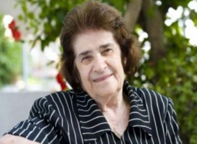 Γ. Χατζημάρκος: «Η φωνή της Άννας Καραμπεσίνη σίγησε…»