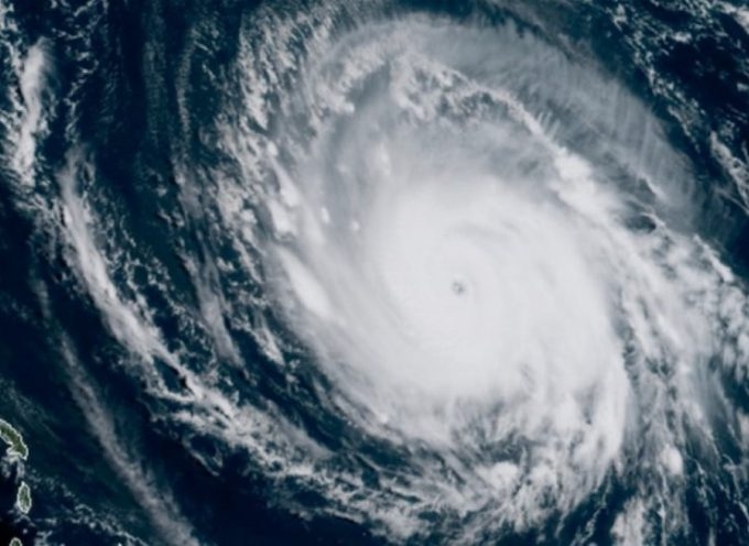Φωτογραφίες: Θα σαρώσει το Αιγαίο ο Μεσογειακός Κυκλώνας «Ξενοφών»