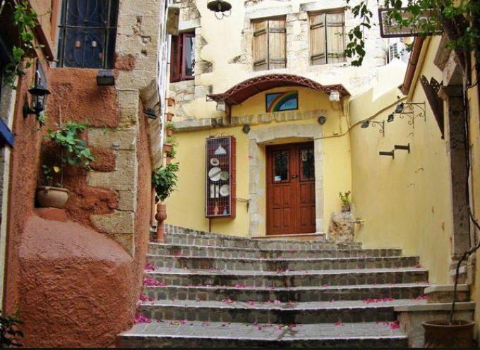 «Τα κορίτσια της παλιάς πόλης Χανίων» στη Χριαστιανική Εστία Φηρών