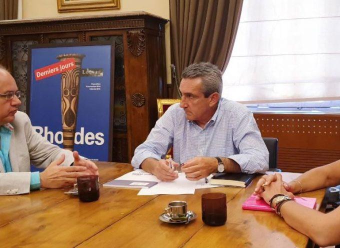 Ε. Μπεκιάρης, Διευθυντής του ΙΜΕΤ: «Στόχος μας να καταστήσουμε τη Ρόδο πρωτεύουσα της ευρωπαϊκής έρευνας στον τουρισμό»