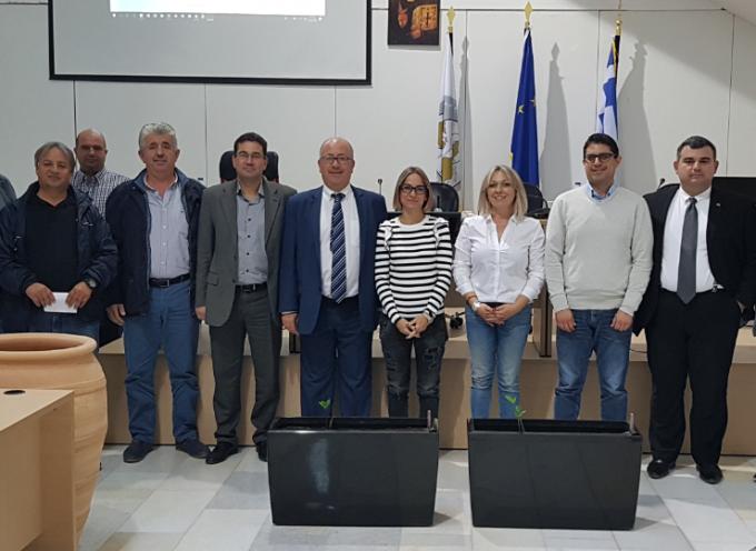 Συνάντηση για το Ευρωπαϊκό Πρόγραμμα «Ευ – Κίνηση» στη Σαντορίνη