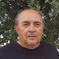 Ο κ. Σταύρος Ρούσσος συντονιστής όλων των εθελοντικών ομάδων της Π.Ε. Θήρας