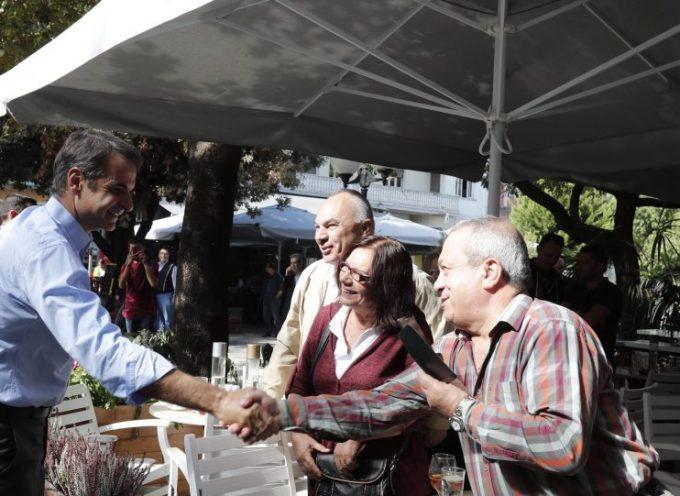 ΝΔ: Ποιοι είναι οι εννέα υποψήφιοι περιφερειάρχες που πήραν το «γαλάζιο» χρίσμα