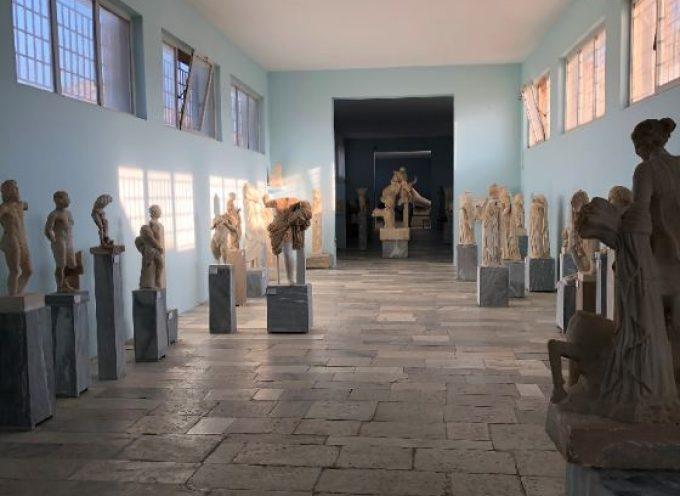 Εργασίες στη Δήλο και τη Μύκονο από το Δήμο Μυκόνου και την εφορία αρχαιοτήτων Κυκλάδων