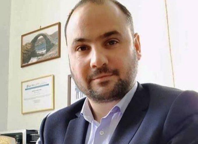 Υποψήφιος με την παράταξη του Περιφερειάρχη Γιώργου Χατζημάρκου, ο Δημήτρης Λάσκαρης από την Άνδρο