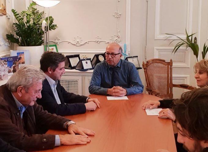 Συνάντηση του Αντιπεριφερειάρχη Κυκλάδων με τον δήμαρχο Αθηναίων Γιώργο Καμίνη