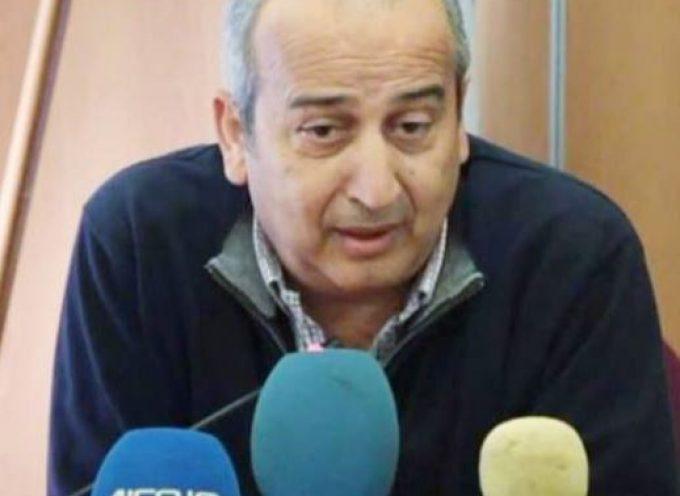 Υποψήφιος με την παράταξη του Περιφερειάρχη Γιώργου Χατζημάρκου, ο Νίκος Φουτούλης