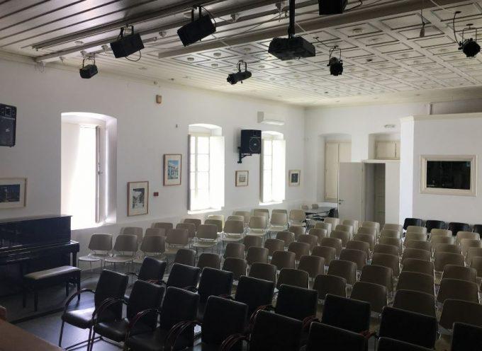 Μύκονος: Ανακαινίστηκε η αίθουσα της ΚΔΕΠΠΑΜ στο Ματογιαννη