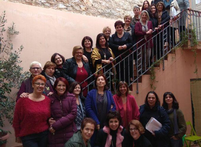 Με νέο Διοικητικό Συμβούλιο συνεχίζει την πορεία της η Ομοσπονδία Συλλόγων Γυναικών «Οι Κόρες των Κυκλάδων»