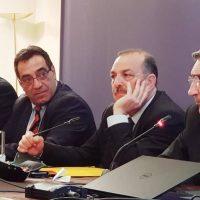 """Γιώργος Χατζημάρκος στους δημάρχους: """"Το υψηλό επίπεδο συνεργασίας που πετύχαμε, έφερε αποτέλεσμα»"""