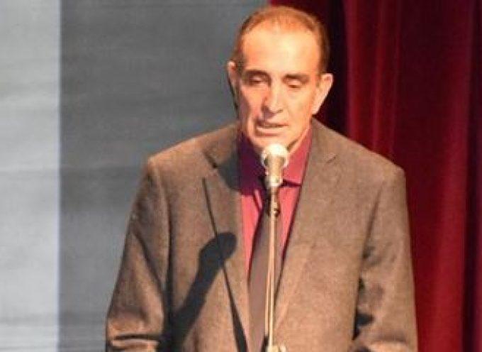 Υποψήφιος Δήμαρχος στο Δήμο Σύρου Ερμούπολης ο Νίκος Λειβαδάρας