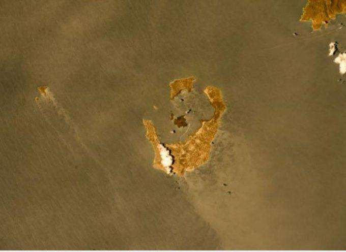 Πανέμορφες εικόνες της Γης από το διάστημα: Ξεχωρίζουν Σαντορίνη και Κύπρος