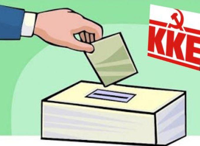 Την Παρασκευή 11 Ιανουαρίου η παρουσίαση των επικεφαλής των ψηφοδελτίων του ΚΚΕ σε Δήμο Ρόδου και ΠΝΑΙ