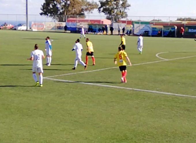 Με νίκη επί της Κορίνθου  1-0 ξεκίνησε το 2019 ο Πανθηραϊκός