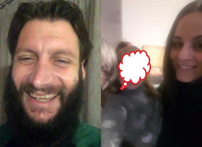 Πρωτοχρονιά στη Σαντορίνη μακριά από τις γυναίκες του, ο Γιώργος Λαμπρόπουλος