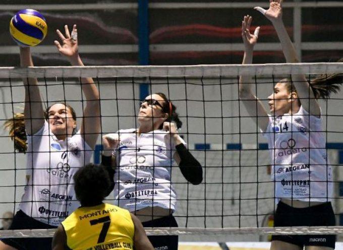 Μεγάλη νίκη του ΑΟ ΘΗΡΑΣ στη Θεσσαλονίκη , 0-3 τον ΑΡΗ