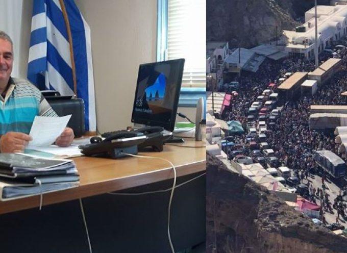 Φωτιά πήραν τα social media μετά την δήλωση Κυριαζή για το νέο λιμάνι-νέα συμπληρωματική δήλωση σήμερα του Αντιδήμαρχου