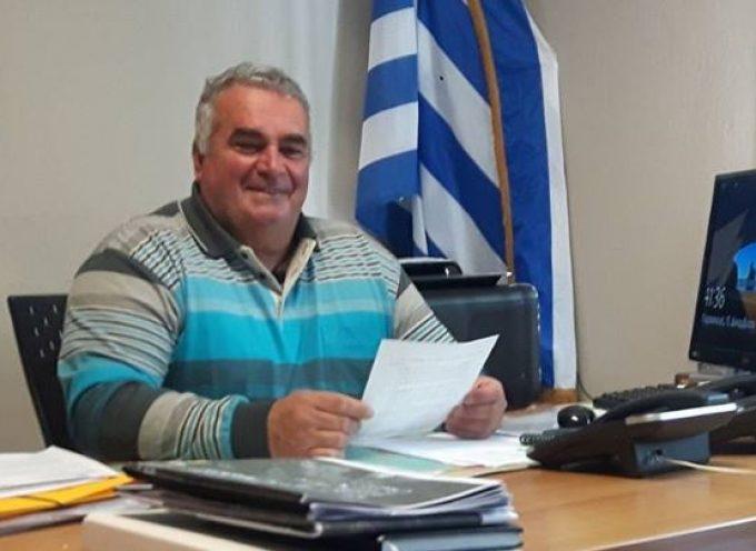 Η πρόταση του Γιώργου Κυριαζή για την δημιουργία νέου εμπορικού λιμένα στη Σαντορίνη