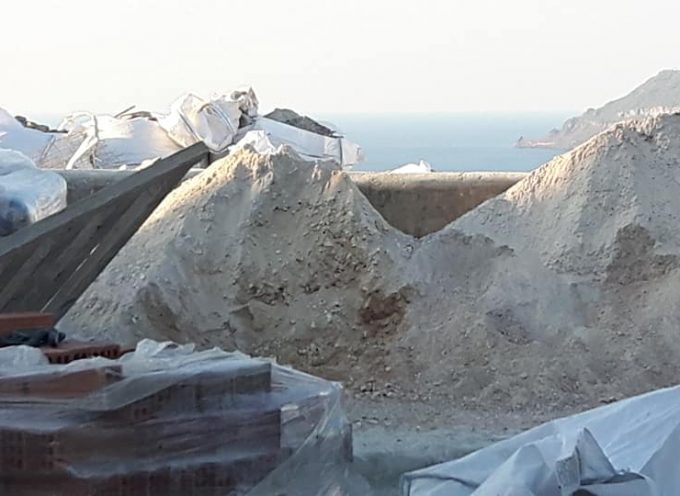 Χώμα, τούβλα, και στο βάθος… ηφαίστειο!!!