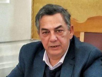 Ο Στέργος Στάγκας, υποψήφιος στο πλευρό του Περιφερειάρχη Γιώργου Χατζημάρκου
