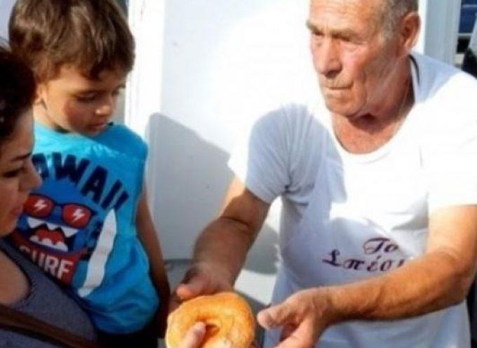 """Γιώργος Χατζημάρκος: """"Ο Διονύσης Αρβανιτάκης μας έκανε υπερήφανους, μας ψήλωσε"""""""