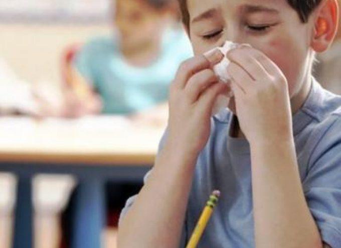 Εγκύκλιο προς τα σχολεία για την εποχική γρίπη εξέδωσε το Υπουργείο Παιδείας