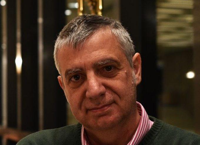 Υποψήφιος με τον Μανώλη Γλυνό ο Νίκος Αλμπανόπουλος από την Σύρο