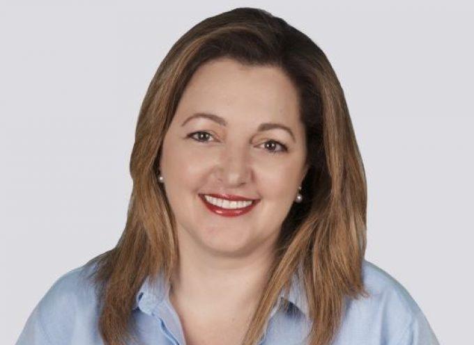 Υποψήφια με τον Γιώργο Χατζημάρκο, η Τίνα Βαρδουλάκη – Σκούλουκα από τη Ρόδο
