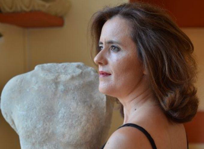 Υποψήφια με την παράταξη του Μανώλη Γλυνού η Μαρουλία Κοντού από την Πάρο