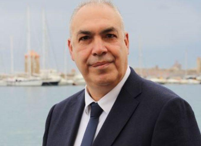 Ο Χρήστος Μπάρδος, υποψήφιoς και πάλι με τον Γιώργο Χατζημάρκο