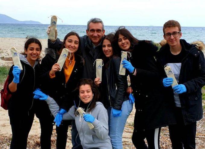 Γ. Χατζημάρκος : «Η δράση «Keep Aegean Blue», αγκαλιάζει και αγκαλιάζεται. Στην πράξη, όχι στα λόγια»