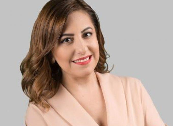 Υποψήφια με την παράταξη του Περιφερειάρχη Γιώργου Χατζημάρκου, η Μαρία Αγγέλου