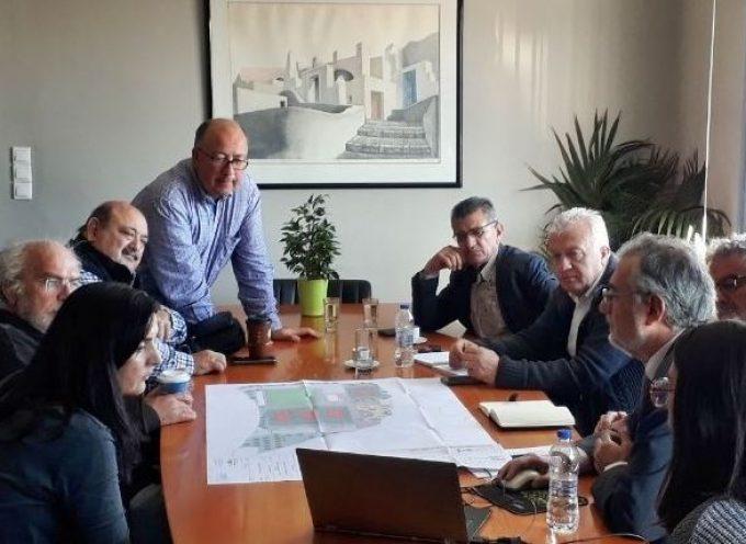 Δήμος Θήρας: «Αθλητικό Κέντρο στο Βουρβούλο- Σύντομα η δημοπράτησή του»