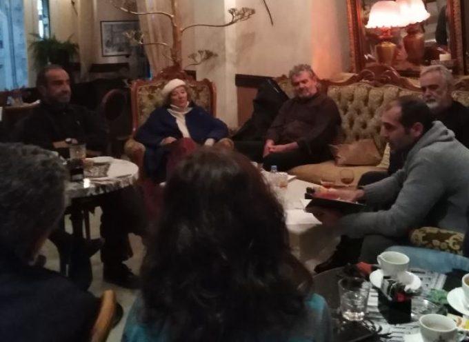 Ολοκληρώθηκε η περιοδεία του Επικεφαλής της Λαϊκής Συσπείρωσης στη Σύρο