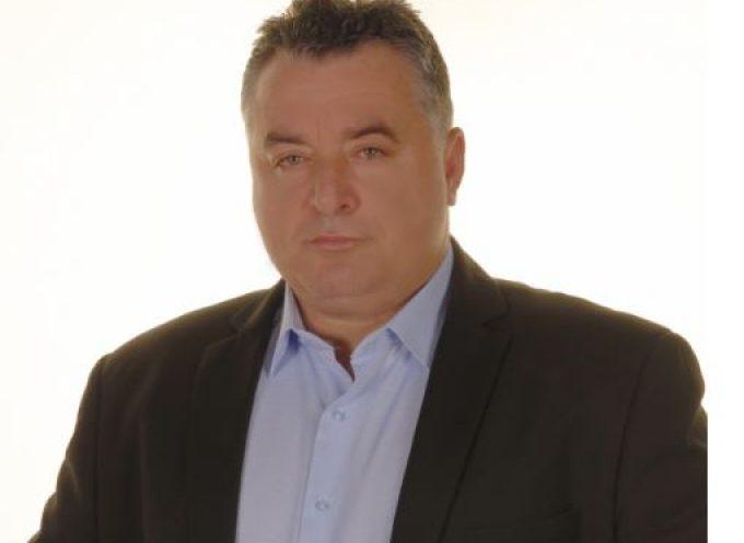 Ο Σταμάτης Μαργέλλος υποψήφιος με τον Γιώργο Χατζημάρκο