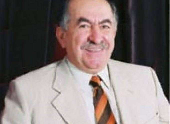 Ο Ραφαήλ Μωραΐτης από την Τήνο υποψήφιος με την παράταξη του Μανώλη Γλυνού