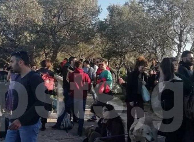 "VIDEO: Η Κυκλαδίτικη τσαμπούνα ""απόγονος"" πανάρχαιου πνευστού μουσικού οργάνου"