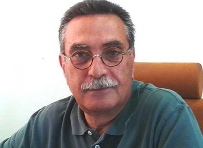 Υποψήφιος με την παράταξη του Περιφερειάρχη, Γιώργου Χατζημάρκου, ο Μανώλης Καμπουρόπουλος