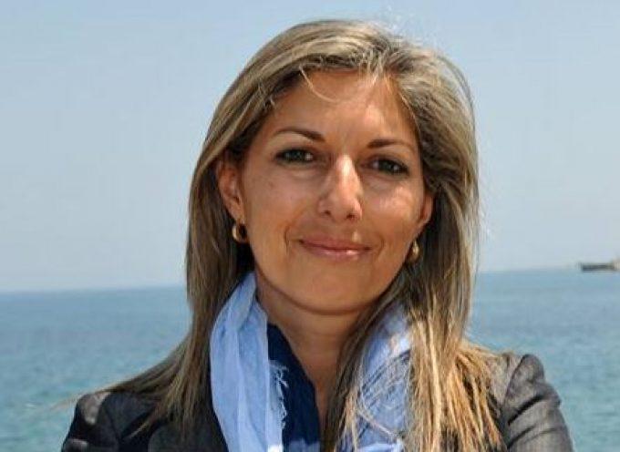 Υποψήφια στο πλευρό του Περιφερειάρχη, Γιώργου Χατζημάρκου, η Ζέτα Τσιρπανλή από την Κω