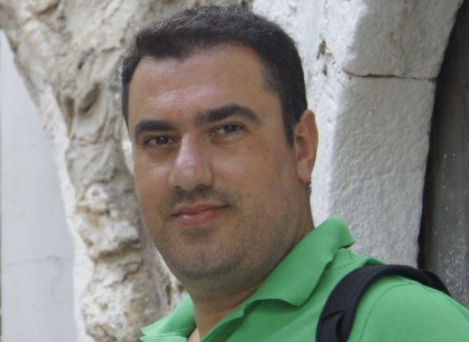 Υποψήφιος με την «Συμμαχία Νοτίου Αιγαίου» ο Αντώνης Αποστολίδης