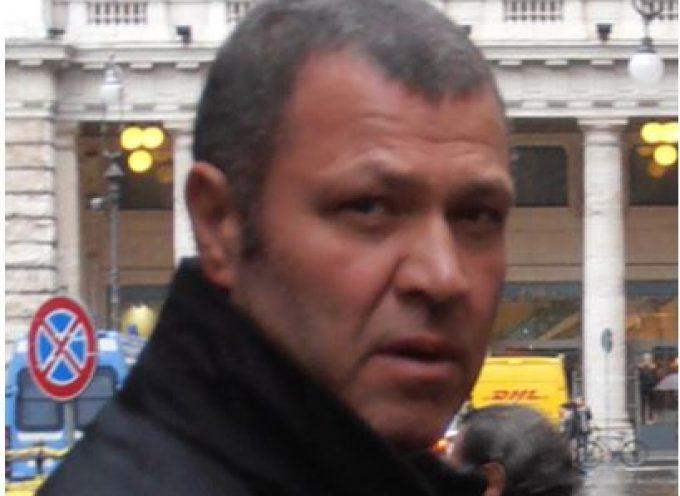 Ο Βαζαίος Πετρόπουλος, από την Πάρο, υποψήφιος δίπλα στον Γιώργο Χατζημάρκο