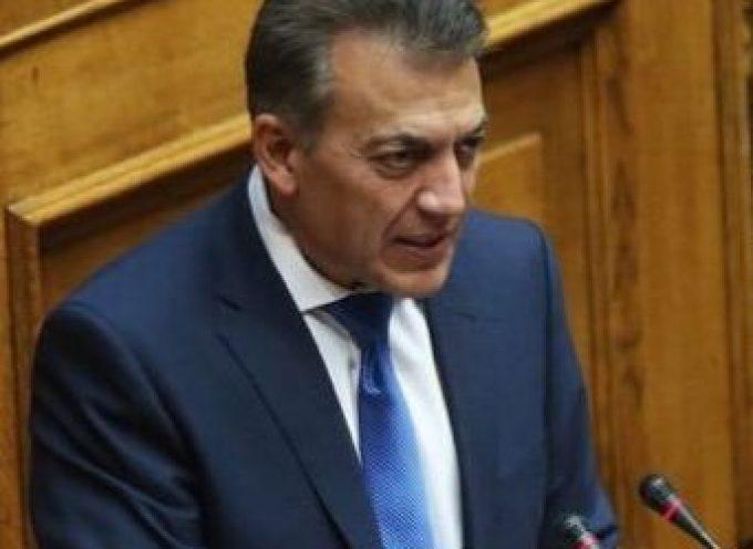 """Γιάννης Βρούτσης: """" Η Ανάφη σε απομόνωση και εγκατάλειψη από την κυβέρνηση ΣΥΡΙΖΑ """""""
