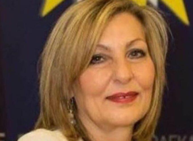 Η Χαρούλα Γιασιράνη υποψήφια και πάλι δίπλα στον Γιώργο Χατζημάρκο