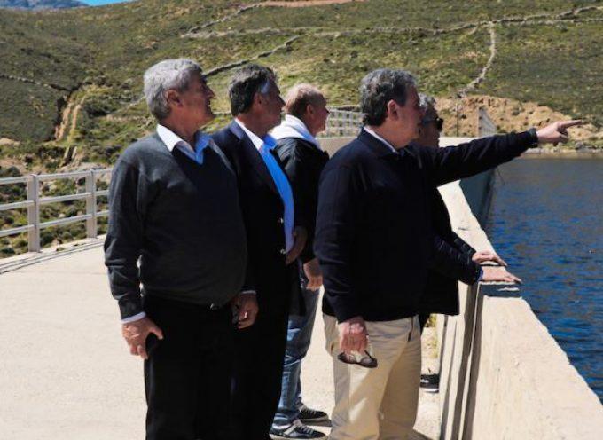 Μ. Γλυνός από τη Σέριφο: «Μόνο με συνεργασία μεταξύ Περιφέρειας και Δήμων θα έρθει η ανάπτυξη»