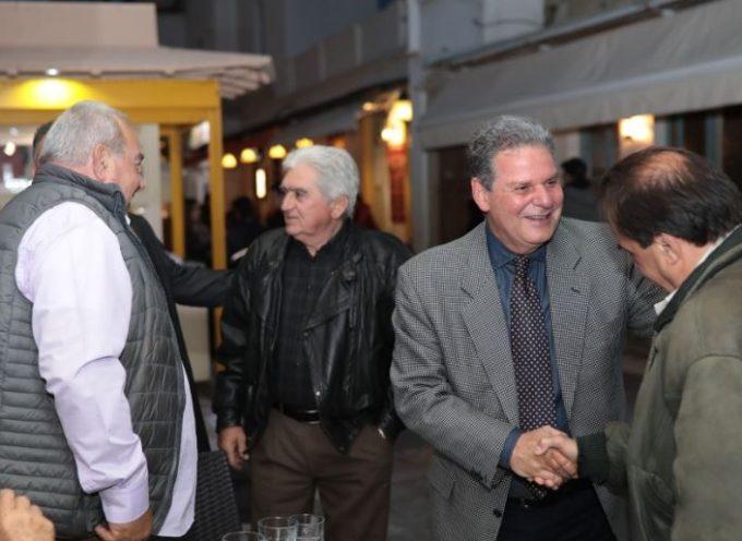 """Μ. Γλυνός: Θα τιμήσουμε το """"συμβόλαιο συνεργασίας"""" με τους πολίτες"""